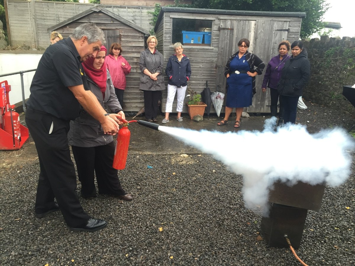 Fire Warden Training Bristol