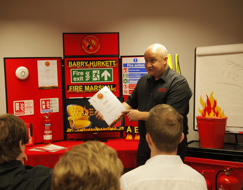 Fire Safety Training Course
