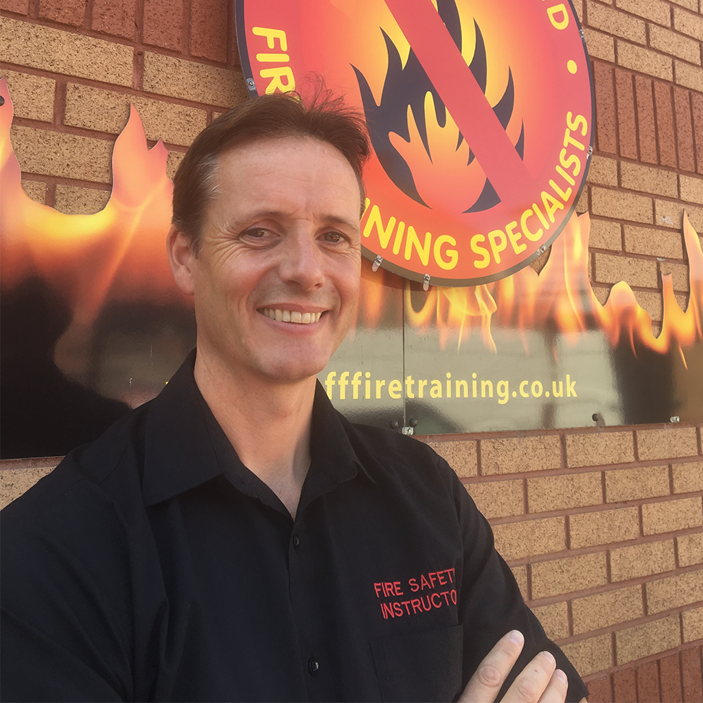 Alan Baxter - 1st Attendance - Leaders in Fire Safety Training