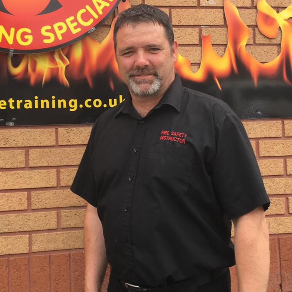 Darren Chapman - 1st Attendance - Leaders in Fire Safety Training