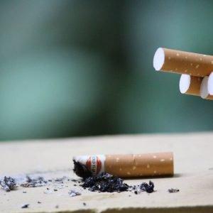 Fire Prevention - Smoking